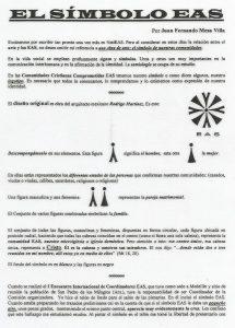 Significado logo EAS 2