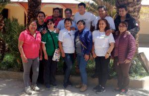 Retiros espirituales en Tupiza 2019